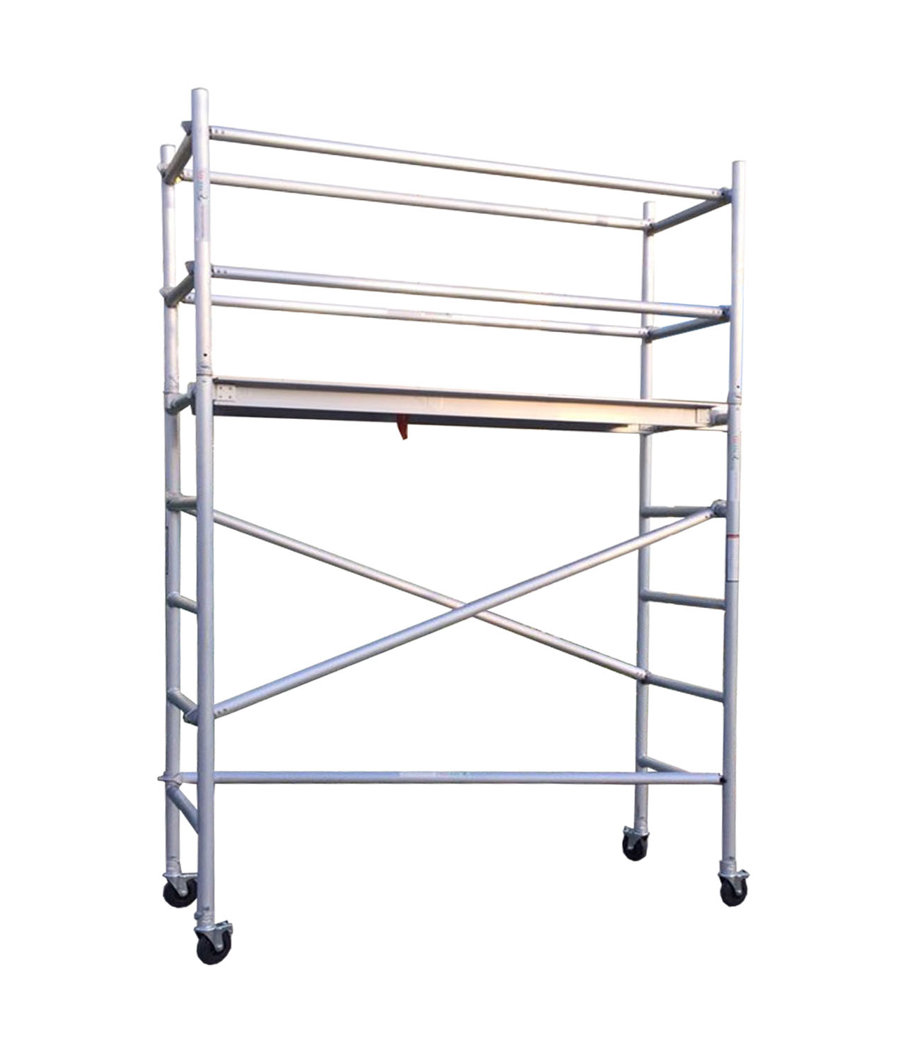 single width mobile scaffold