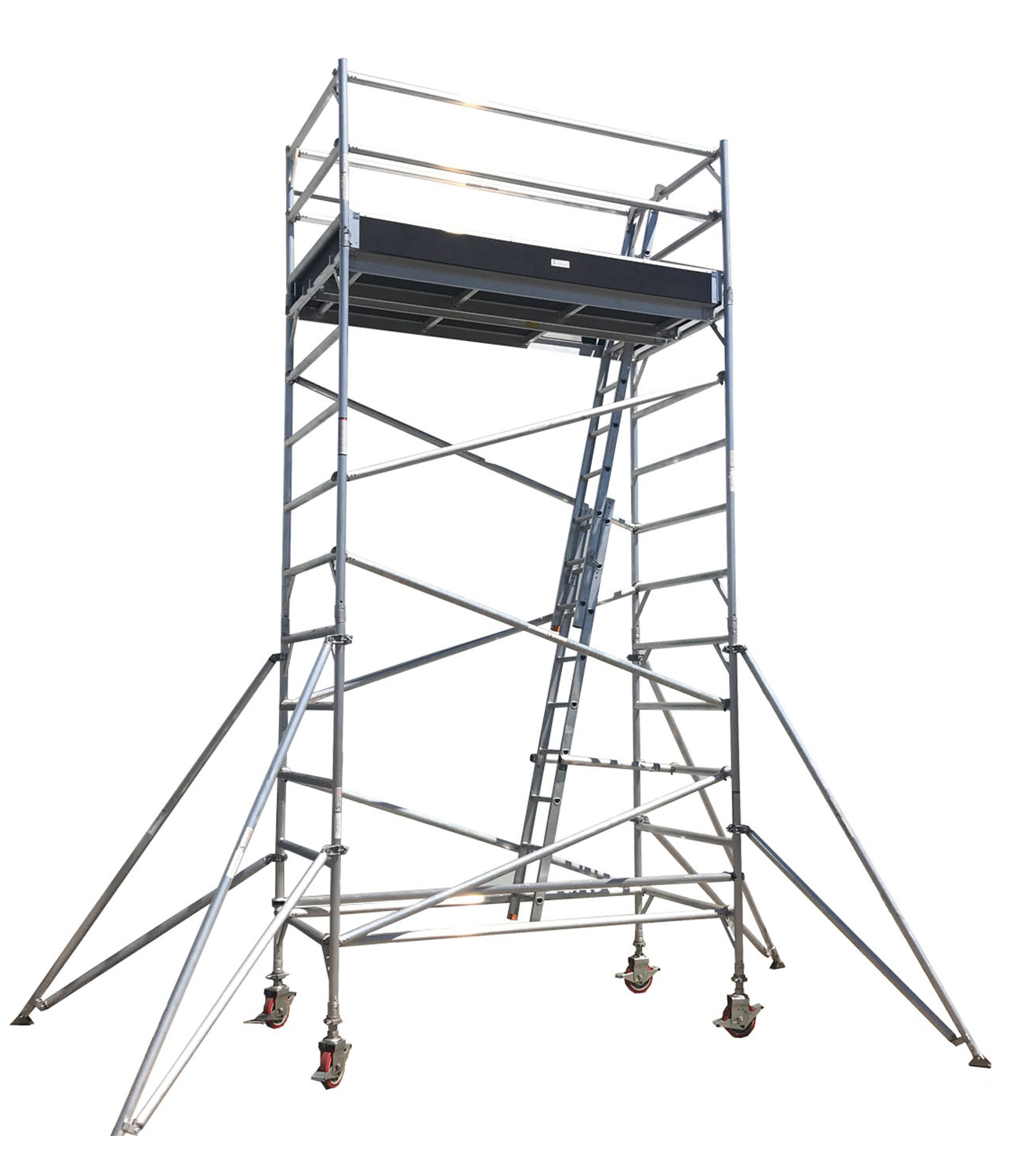 Double Width Mobile Scaffold