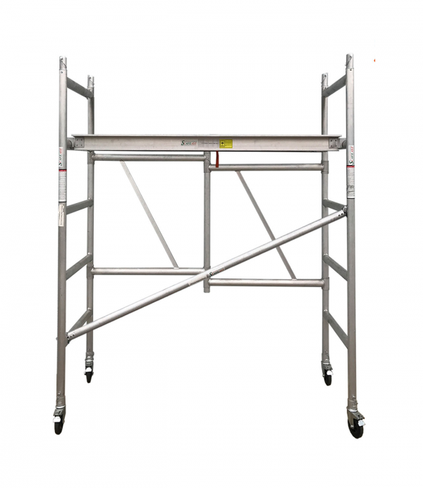 Foldable Mobile Scaffold Tower 2M