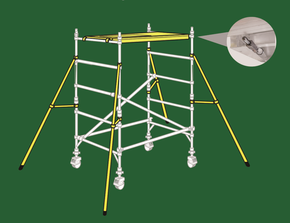 Aluminium Mobile Scaffold Tower Installation Guide