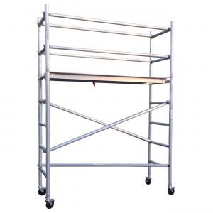 Aluminium Mobile Scaffold 3M – Single Width (S30)