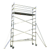 4M Aluminium Mobile Scaffold Tower – Extra Wide