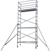 5M Aluminium Mobile Scaffold Tower – Single Width